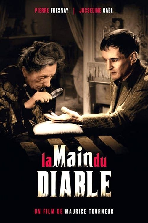 La Main Du Diable 1943 FRENCH DVDRip x264-GHZ