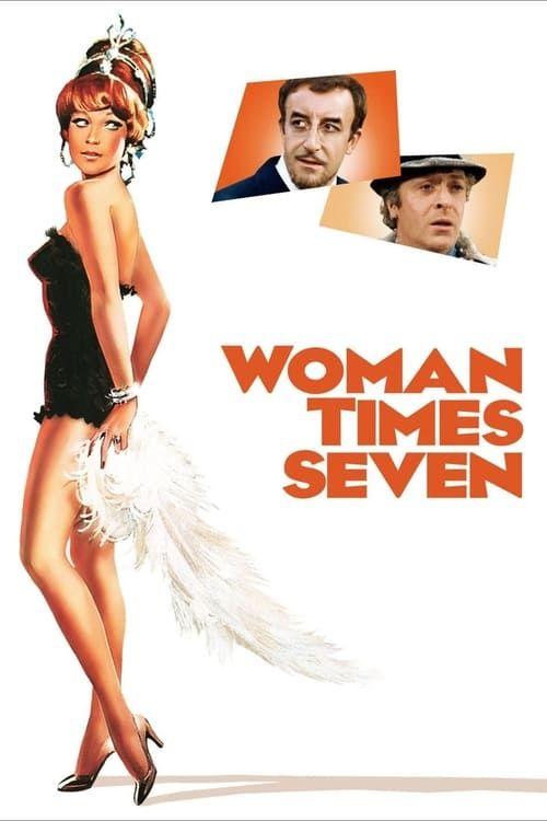 Woman Times Seven (Sept fois femme) 1967 VOSTFR 1080p BDrip x264 DTS-fist