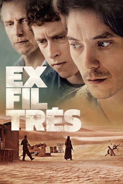 Exfiltrés   (2019) - 1080p vff stmulti x264 ac3-5 1 aac webrip [amzn] [k0r7o] (Escape from Raqqa)