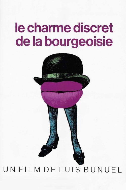 Le Charme Discret De La Bougeoisie (1972) 1080p HDLight FR EN x264 acc mHDgz
