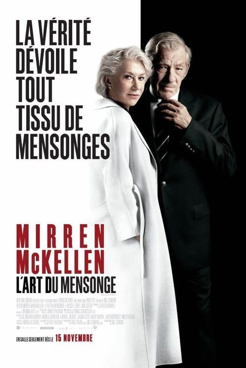 The Good Liar 2019 FRENCH 1080p HDLight x264 AC3-TOXIC (L'Art du mensonge)