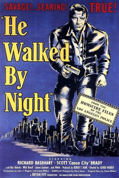 Il marchait la nuit 1948 1080p BRRip x264-Classics (He Walked by Night)