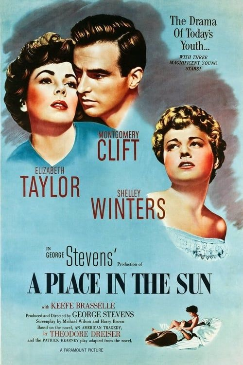 A Place in the Sun 1951 MULTI DVDRIP x264 AAC-Prem
