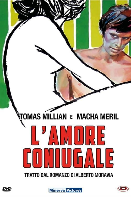 L'Amore Coniugale 1970 VOSTEN 1080p WEB-DL x264 DD -fist