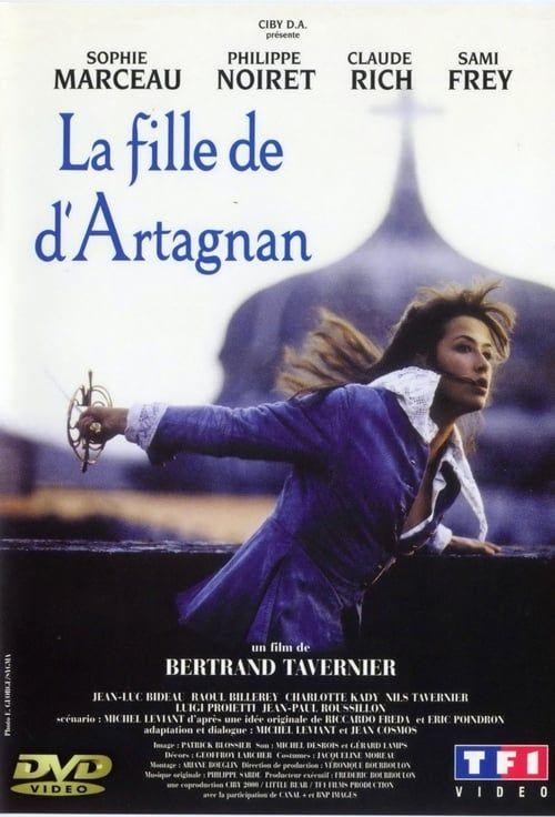 La fille de d'Artagnan 1994 HDTV Untouched 1080i AVC