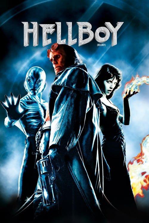 Hellboy 2004 MULTI DVD x265