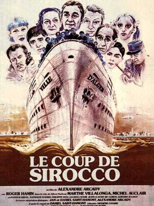 Le Coup de Sirocco 1979 FRENCH 1080p BDrip x264 DTS-fist
