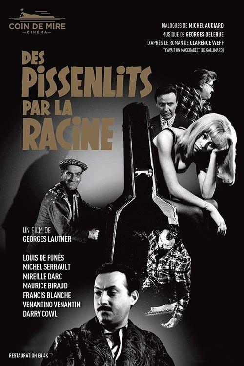 Des pissenlits par la racine 1964 FRENCH 1080p BDrip x264 DTS-fist
