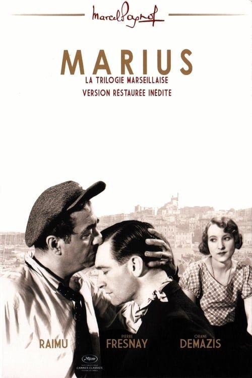 Marius 1931 FRENCH DVDRiP XViD AC3-HuSh