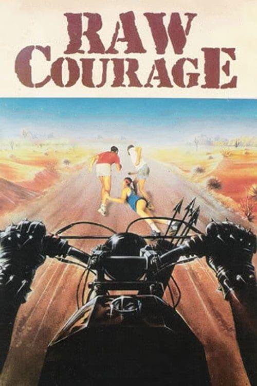 Raw Courage (Marathon Killer) 1984 VOSTEN 1080p BDrip x264 DTS-fist