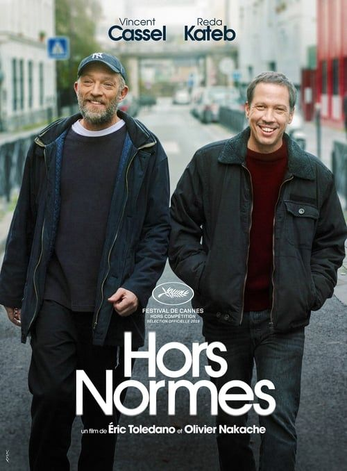Hors normes   (2019) - 1080p vff x264 ac3-5 1,aac br [k0r7o][2500]