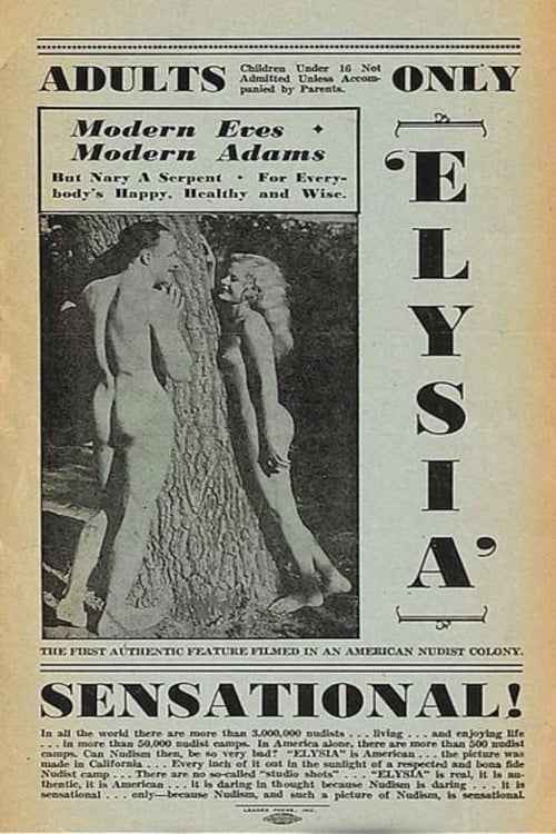 Elysia,Valley of the Nude 1934 ENGLISH 1080p BDrip x264 Flac-fist