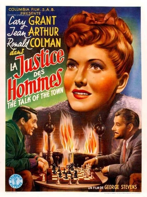 La Justice Des Hommes ( Talk Of The Tow ) 1942 1080p WEB-DL Multi x264 AC3