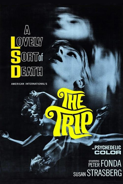 The Trip (1967) Vostfr version non censurée HDrip Bluray 720p H264