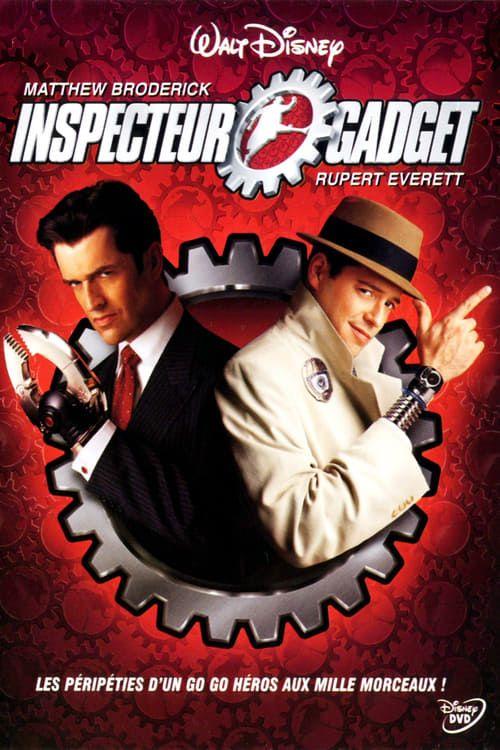 Inspecteur Gadget (1999) Multi VFQ DVDRip MPEG2