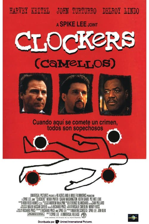 Clockers 1995 FRENCH DVDRip x264-PHoQUE