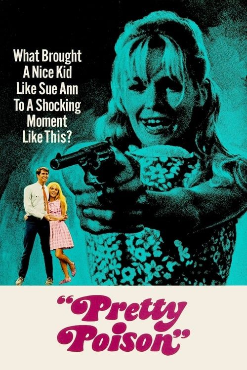 Pretty Poison (Les Pervertis) (Noel Black 1968) VOSTFR 1080p x265