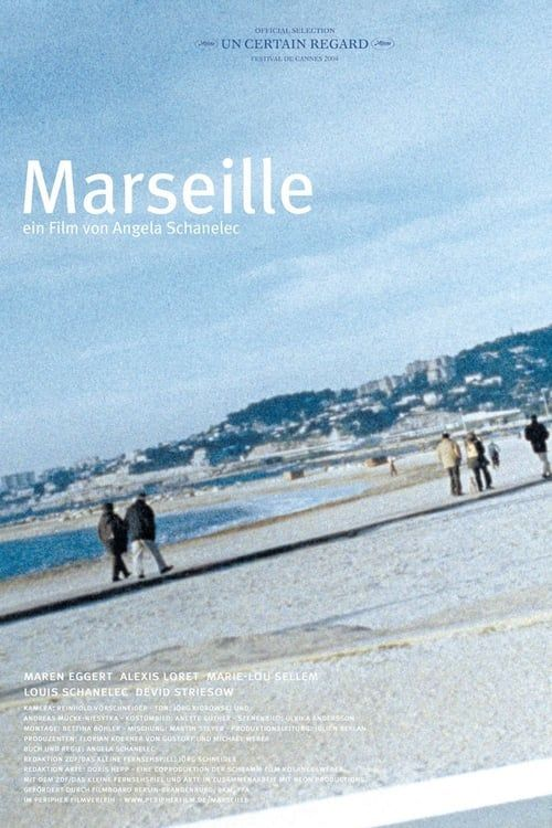 Marseille (2004) Angela Schanelec DVDRip VOstFr h264 mkv - Zebulon