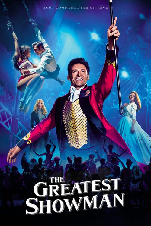 The Greatest Showman (2017) DVD9 Pal Multi Mpeg-2