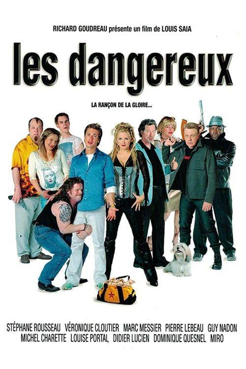Les Dangereux (2002) VFQ DVDRip MPEG2