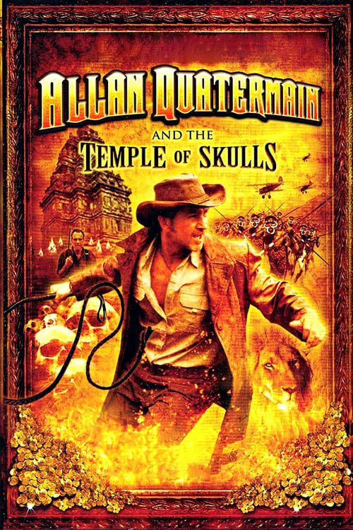 Allan Quatermain et le Temple des Crânes (2008) - (SD, XviD, mp3) - Herve-China