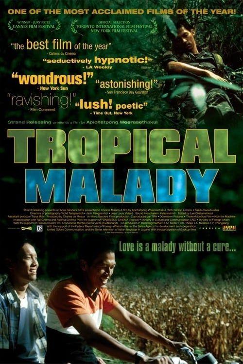 Tropical Malady aka Sud Pralad