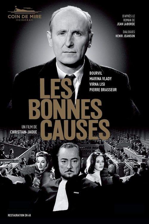 Les Bonnes Causes 1963 VOF RESTAUREE 1080p Blu-ray HEVC FLAC-AZAZE