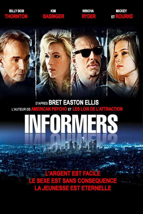 The Informers 2008 MULTI DVDRIP x264 AAC-Prem