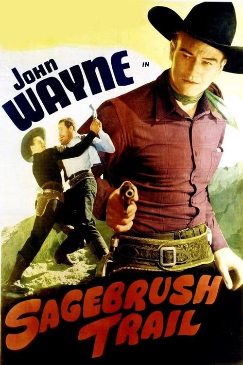 Justice pour un innocent (Sagebrush Trail) (1933) (Western) Vostfr h264-MP4