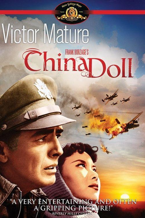 China Doll (1958) - (DVD, x264, AC3 2 0, VOSTFR) - Herve-China