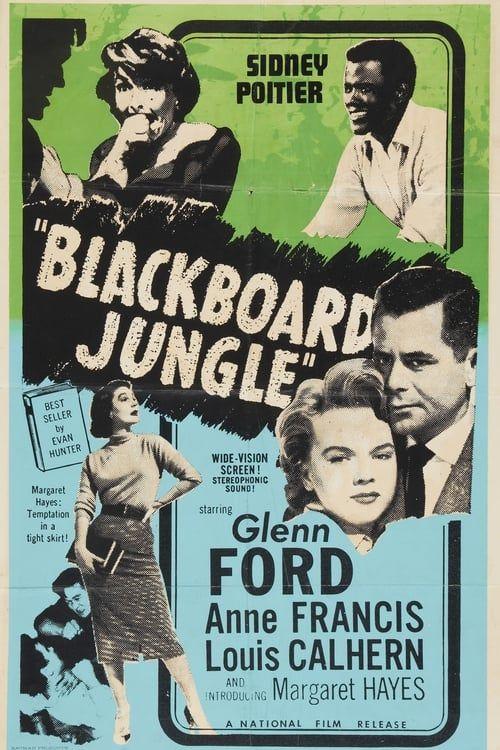 Blackboard Jungle 1955 MULTI DVDRIP x264 AC3-Prem