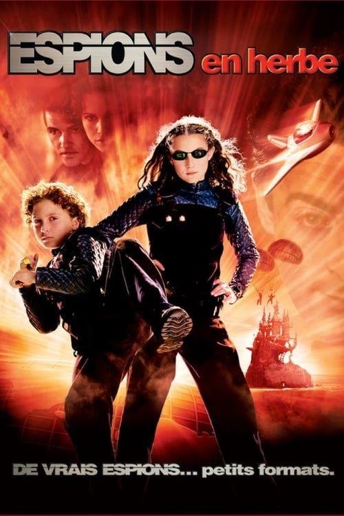 Spy Kids 2001 VF DVDRip AVCH264