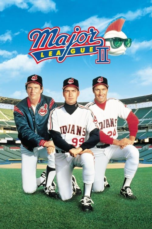 Major League  2 (1994) FRENCH DVDrip MPEG-4