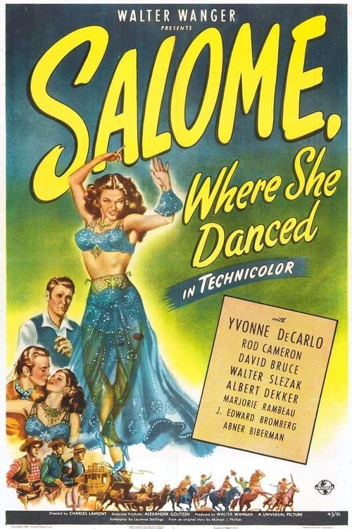 Salome where she danced 1945 VOSTFR DVDRip h264 AC3 -NoTag