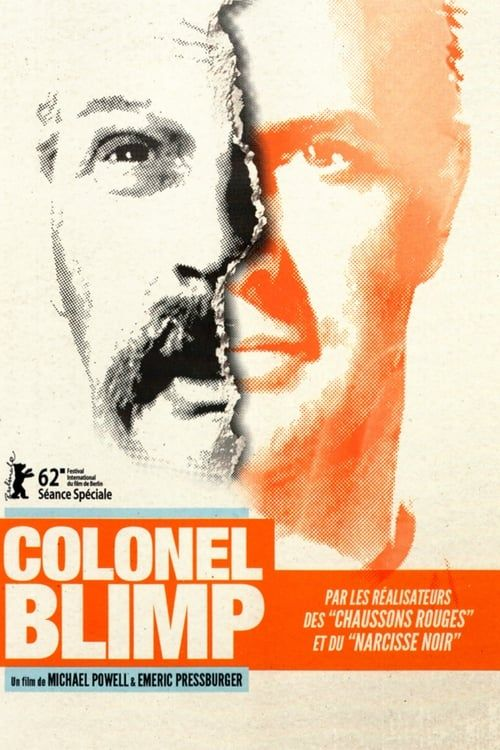Le colonel Blimp   (1943) - 1080p vo stmulti x264 ac3 br [k0r7o][crf24] (The life and death of Colonel Blimp)