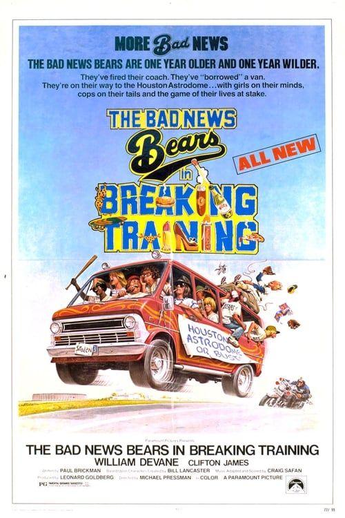 The Bad News Bears In Breaking Training 1977 DVDRip x264-REGRET [VOSTA]