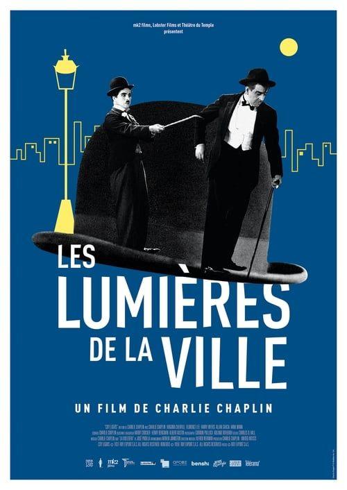 Les Lumières de la ville 1931 MUET Web-DL x264-QBDom