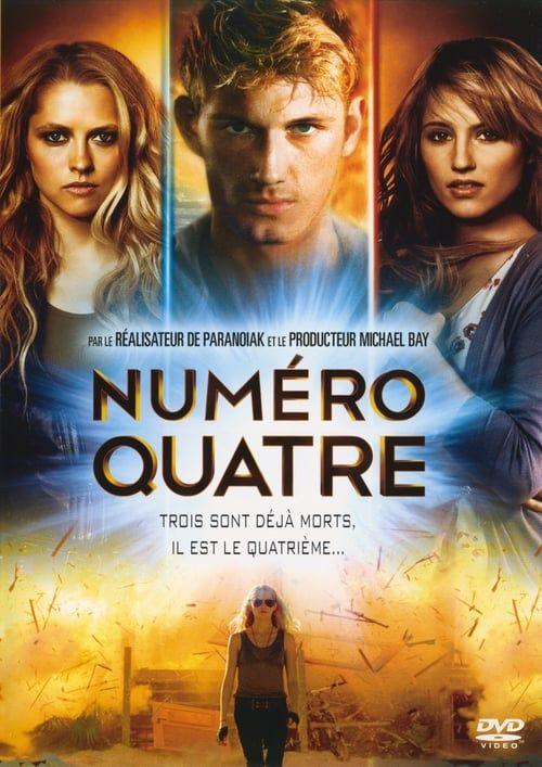 Numéro Quatre 2011 MULTi VF2 1080p BluRay x264-PopHD (I'm number 4)