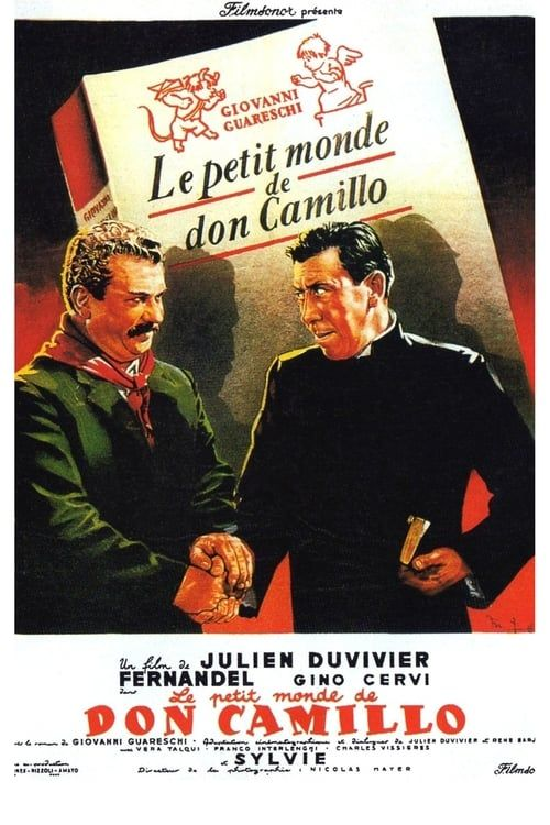 Le petit monde de Don Camillo (1952) Bluray 1080p AVC DTS-HDMA