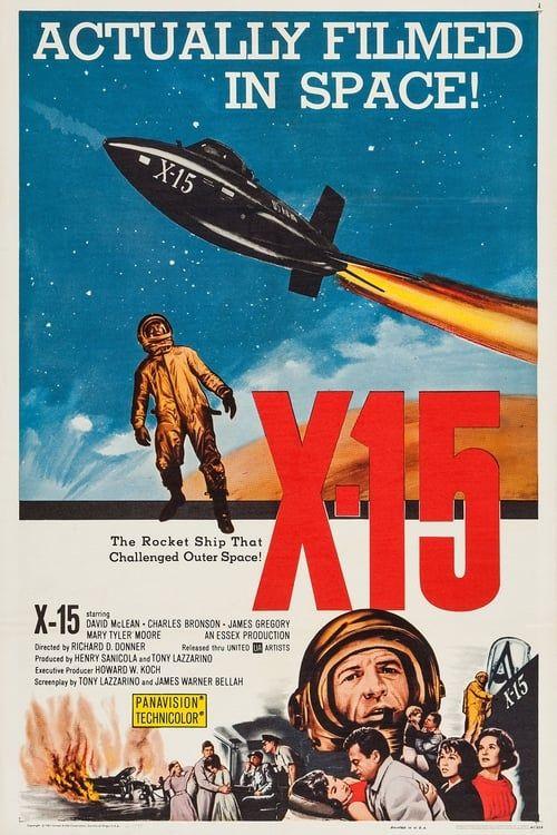 X-15 1961 VOSTFR DVDRip Xvid MP3