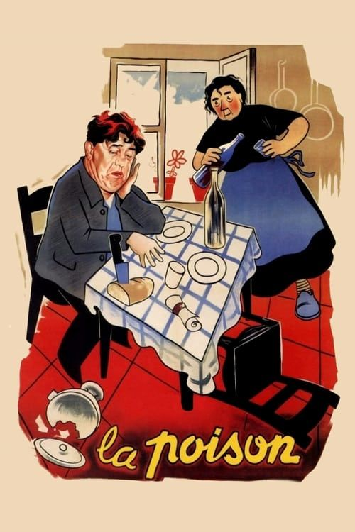 La Poison 1951 Sacha Guitry FRENCH 720p BluRay x264 AC3