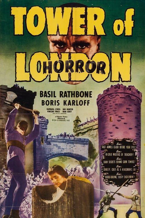 Tower of London (La Tour de Londres) 1939 VOSTEN 1080p BDrip x264 DTS-fist