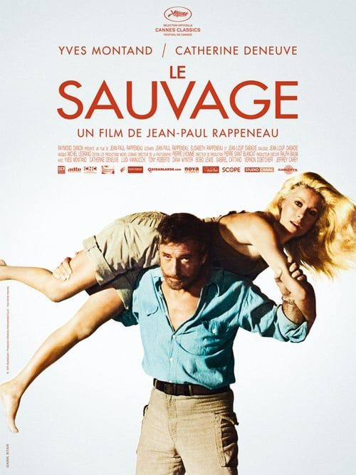 Le Sauvage 1975 French VOSTEN 1080p BluRay Remux AVC DTS HD MA 3 0-HDForever