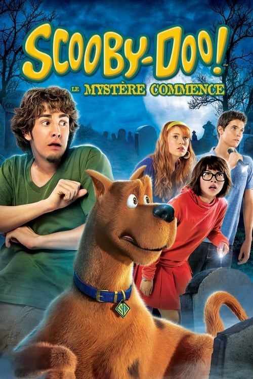 Scooby-Doo The Mystery Begins 2009 MULTi 1080p BluRay x264-CHK
