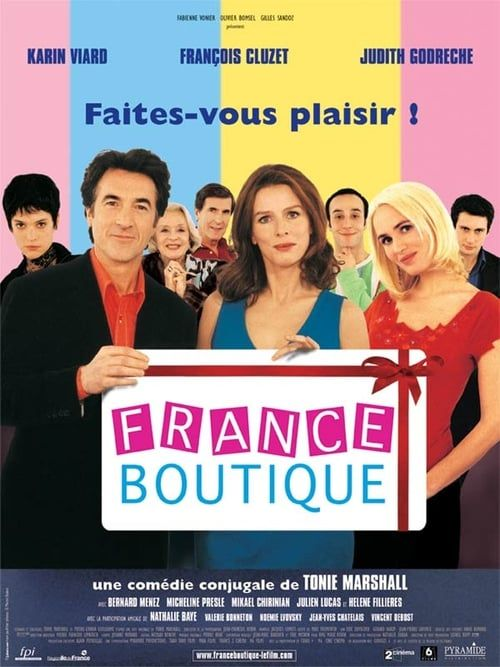 France Boutique 2003 FRENCH 576p DVDrip Mpeg2 Ac3-fist
