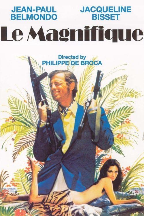 Le Magnifique 1973 MULTi COMPLETE BLURAY