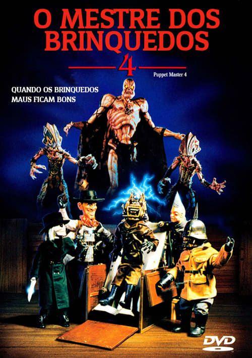 Puppet Master 4 1993 VOSTFR 1080p HDLight x264 AAC-5 1-BLANK-Dread-Team