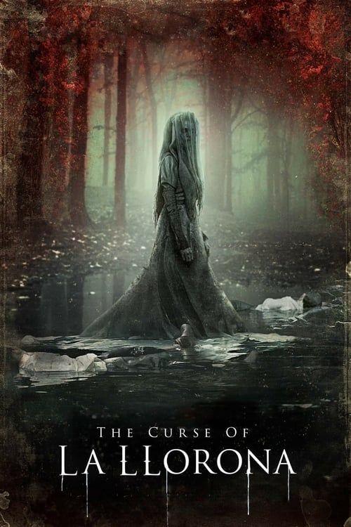 La Malédiction de la dame blanche ( The Curse of La Llorona) (2019) MULTi VF2 1080p 10bit HDLight BluRay x265 AC3 5 1 Portos