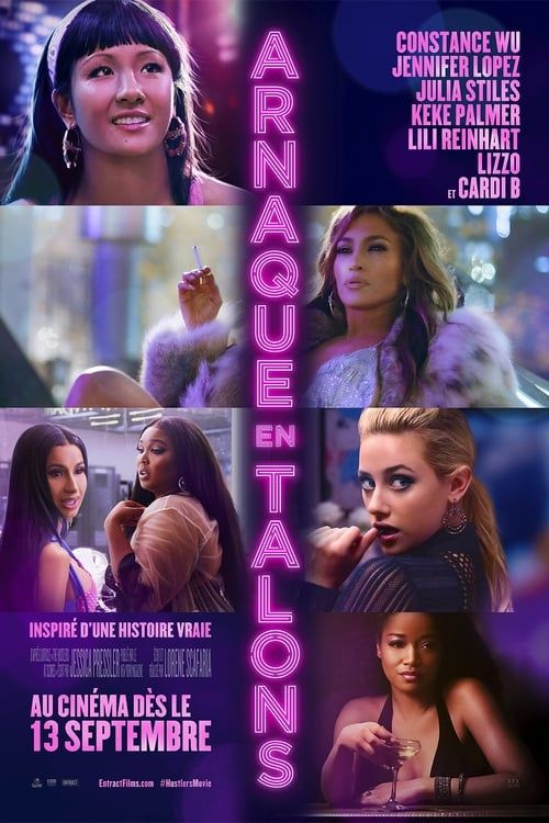Hustlers 2019 FRENCH 1080p HDLight x264 AC3-TOXIC