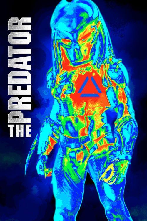 The Predator 2018 MULTI FULL DVD PAL MPEG2 AC3 NoTag